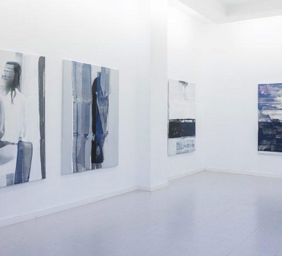 LA PIEL TRASLÚCIDA, Haimney Gallery, Barcelona.